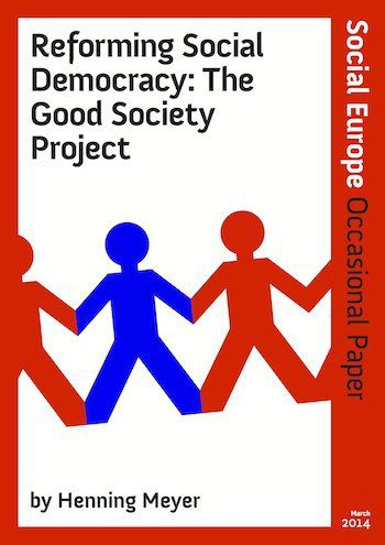 OP 4: Reforming Social Democracy: The Good Society Project