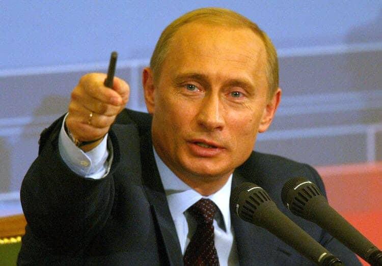 What is Vladimir Putin's objective in the Ukraine crisis? (photo: ©www.kremlin.ru)
