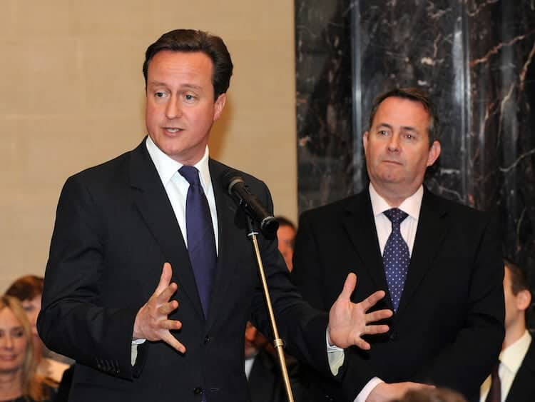 David Cameron, European Migration