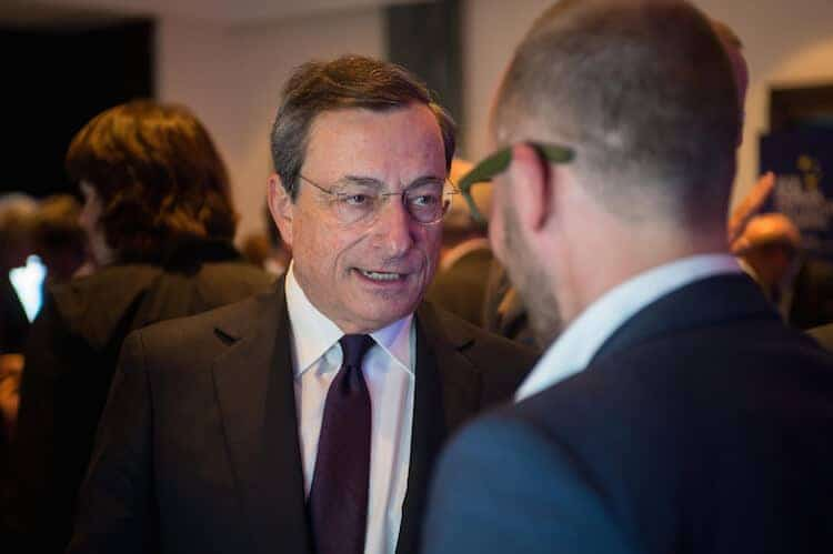 Can ECB President Mario Draghi drive up inflation? (photo: CC ECB Forum Central Banking on Flickr)