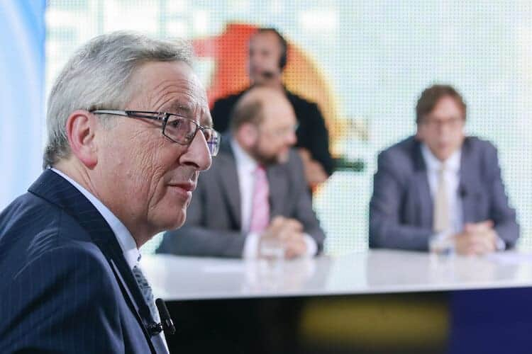 Will Jean-Claude Juncker's Commission continue the push to entrench neolibradl economic policies? Juncker Commission