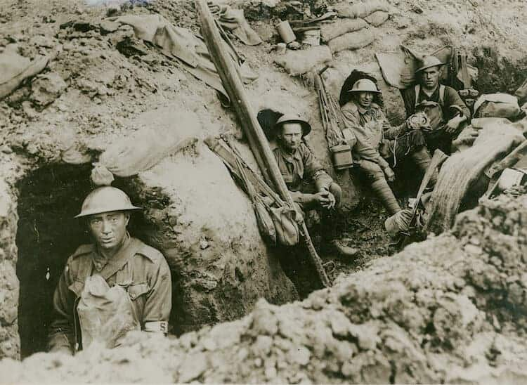 World War One started 100 years ago in 1914. (photo: CC BY 2.0 State Library of South Australia)