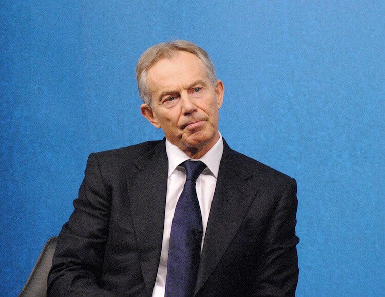 Tony Blair (photo: CC BY 2.0 Chatham House)