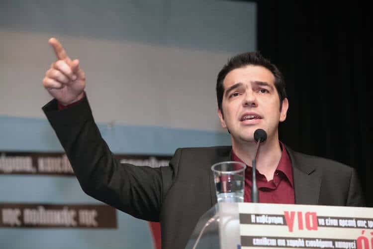 The new Greek government under Alexis Tsipras will soon start negotiations with its European partners., Greek Hope
