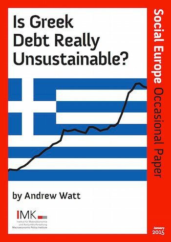 OP 6: Is Greek Debt Really Unsustainable?