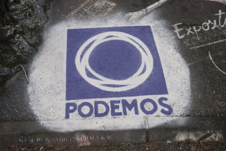 Podemos is shaking up Spanish politics. Podemos