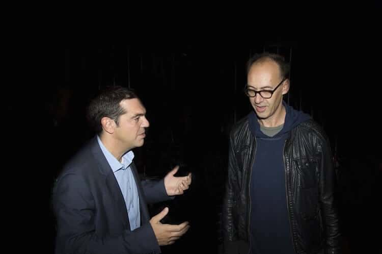 Robert Misik in conversation with Alexis Tsipras, Solidarity