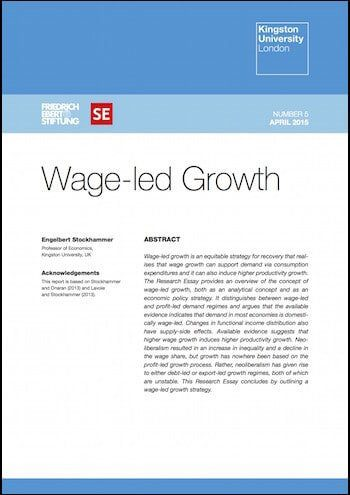 RE No. 5: Wage-led Growth