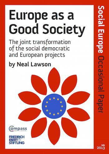 OP 1: Europe as a Good Society