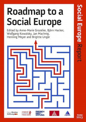 SER 2 – Roadmap to a Social Europe