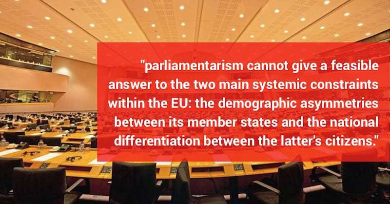 Why We Should Be Wary Of Proposals To 'Parliamentarise' EU ...