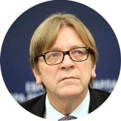 Guy Verhofstadt (CC ALDE Communication)