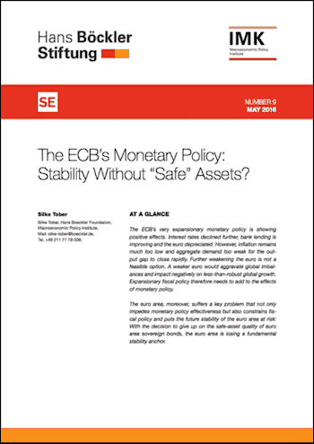 "RE No. 9:The ECB's Monetary Policy: Stability Without ""Safe"" Assets?"