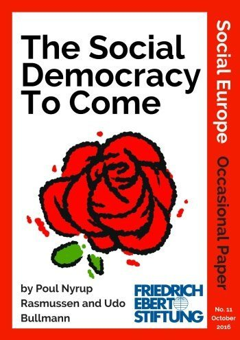 OP 11: The Social Democracy To Come