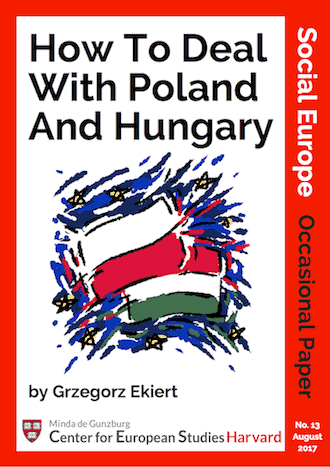 OP 13: How To Deal With Poland And Hungary