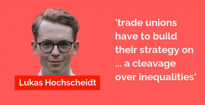 Public discourse in the populist age—a trade-union perspective