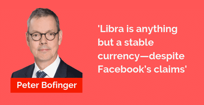 Libra: Facebook's new currency fails the Hayek test