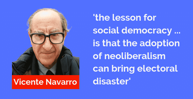 Is there a revival of the Socialist Party in Spain?