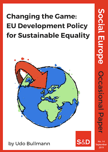 OP 14: Changing the Game: EU Development Policy for Sustainable Equality
