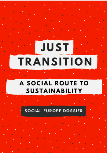 Just Transition – A social route to sustainability