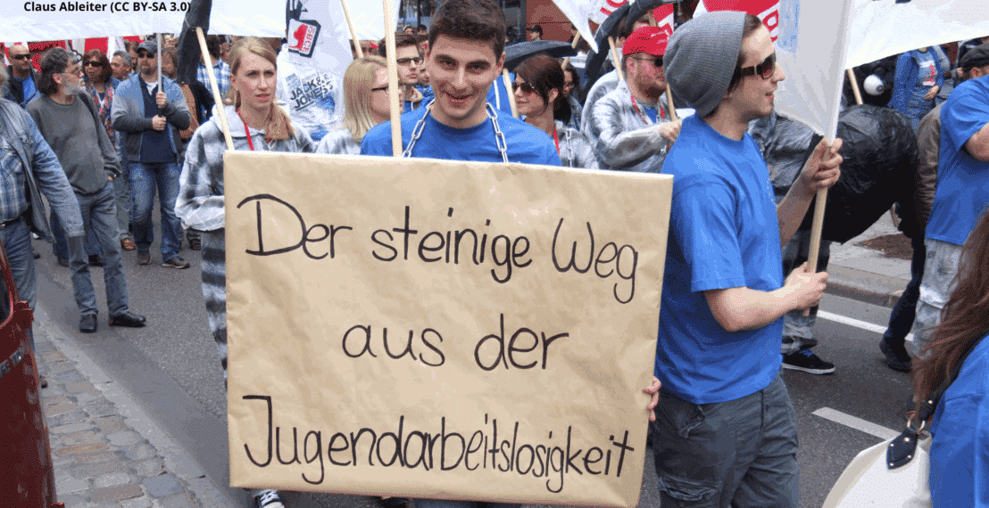 Reinforced European Youth Guarantee can be a lifeline